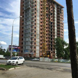 Строительство многоэтажного дома Кировоградская , 70.