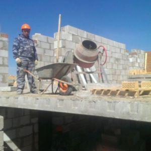Строительство жилого микрорайона г.Кудымкар.